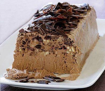 Ζαχαροπλαστική Πanos: Oreo chocolate semifreddo