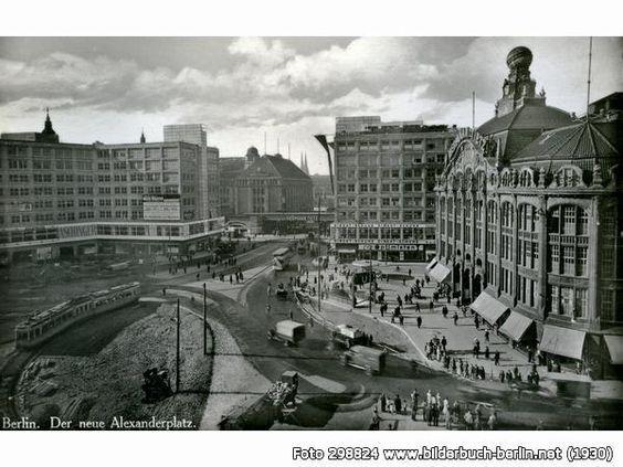 Der neue Alexanderplatz, Berlin (1930) Mehr