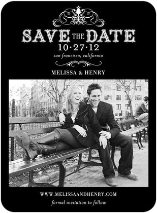 Save the Date...I love this one