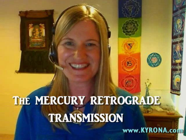 Mercury Retrograde - How to Survive & Thrive this potent celestial flow.