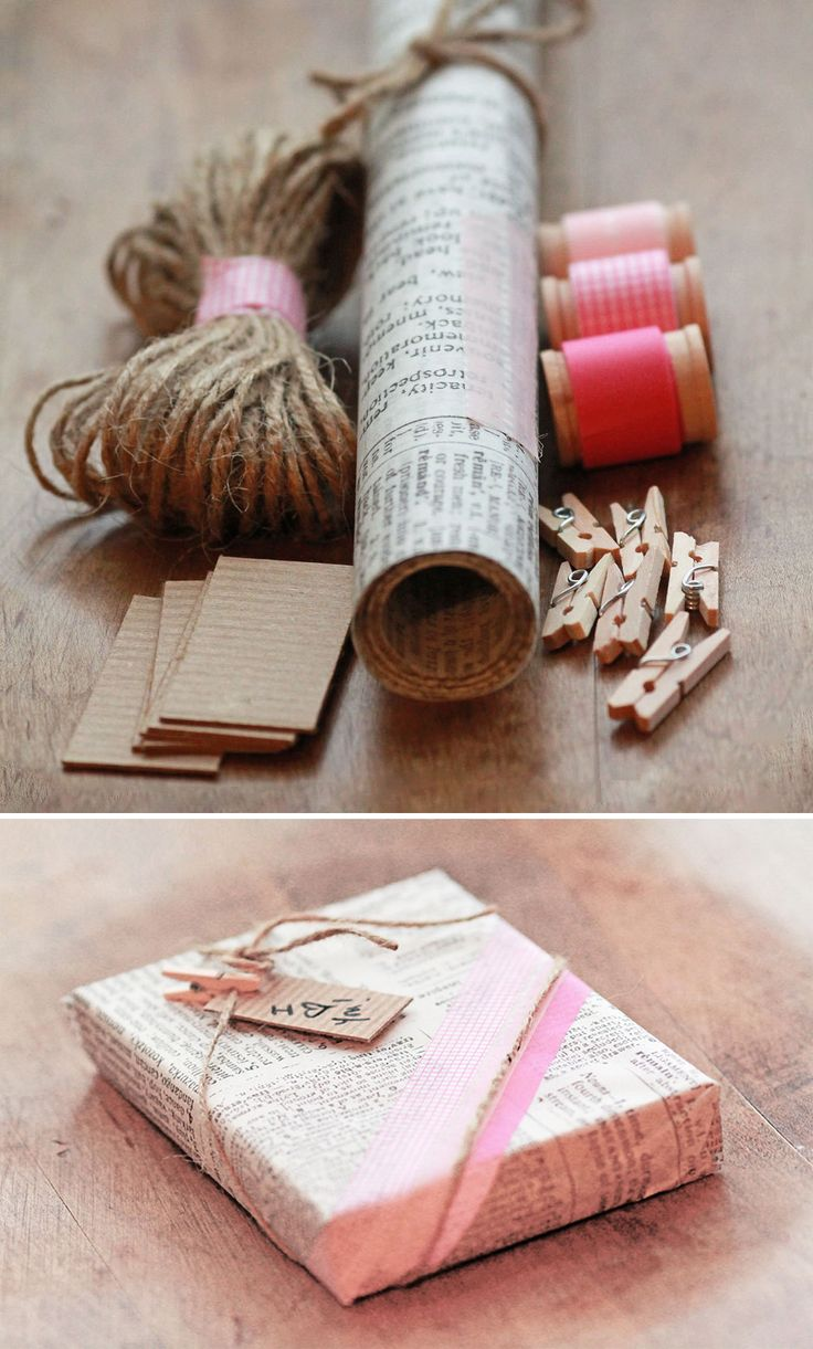 Valentine's Gift Wrapping Kit