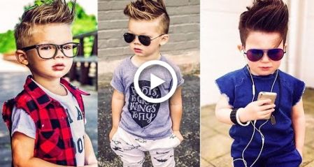Kids New Stylish , Funky  Hairstyles || 2018