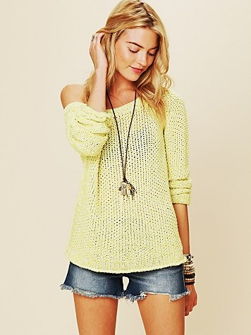 Marl Yarn Pullover  http://www.freepeople.com/whats-new/marl-yarn-pullover/