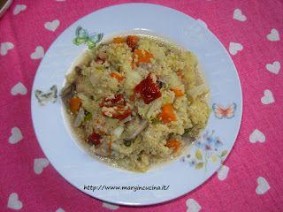 Mary in Cucina: Miglio con verdure autunnali