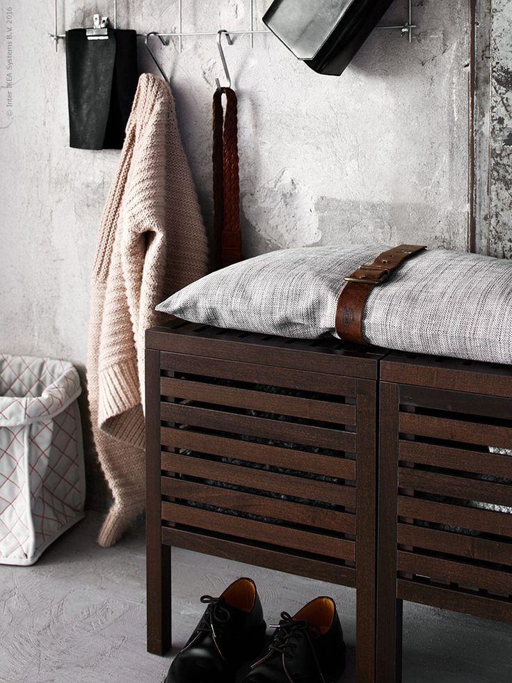 die besten 25 hocker mit stauraum ideen auf pinterest 4 s ulenbezz ikea hochbett stuva und. Black Bedroom Furniture Sets. Home Design Ideas