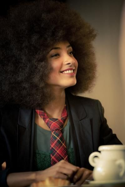 Esperanza Spalding No TV, no texting—and she goes to bed on time. It's no surprise Esperanza Spalding remains one of the hardest-working young musicians in years.