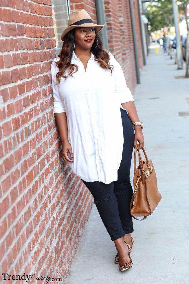 60 Best Plus Size Pants And Jeans Images On Pinterest Feminine