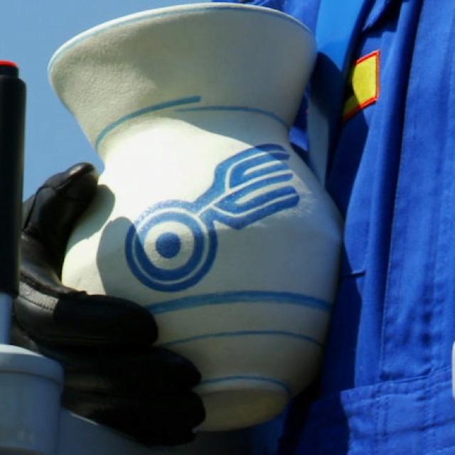 タチバナさんの壺
