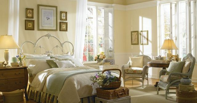 Behr Meringue is a sunny but subtle paint color that is perfect for bringing light into any room. Learn the secrets of using this warm yellow paint color.