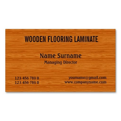 320 best carpenter business cards images on pinterest business wooden hard wood flooring personalize business card fbccfo Choice Image