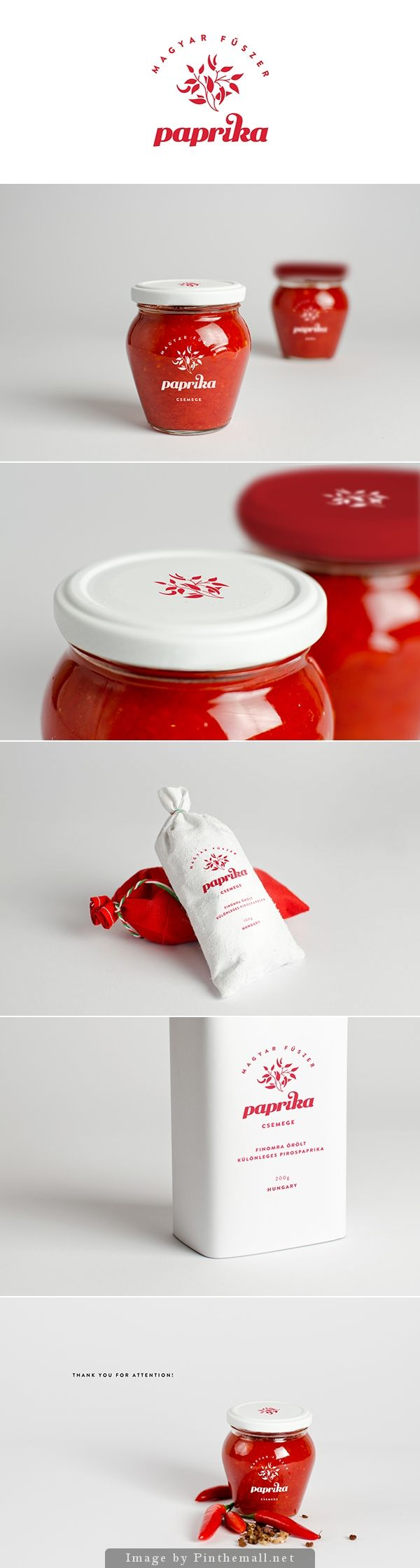 Paprika colorful #packaging PD Top #2014 team pin by a number of pinners.