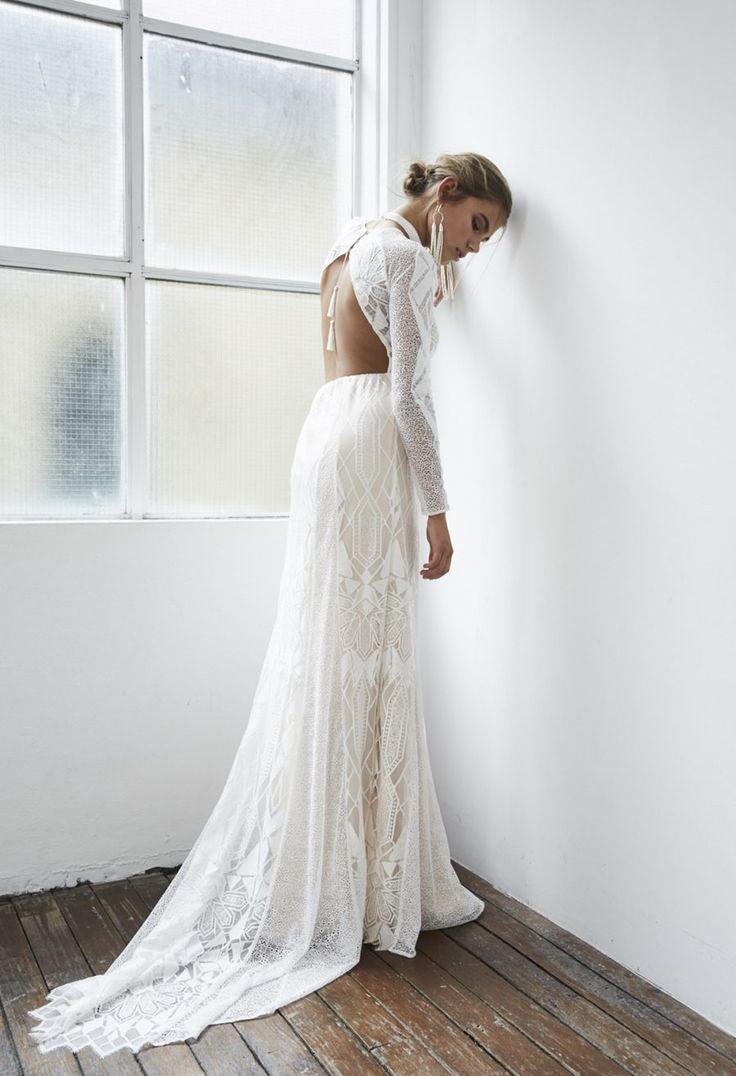 Grace Loves Lace open-back Soho dress