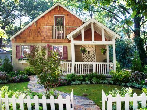 Curb Appeal Tips | Outdoor Design - Landscaping Ideas, Porches, Decks, & Patios | HGTV