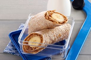 Monkey Wrap recipe