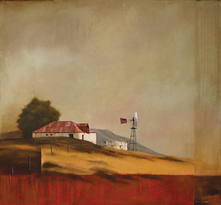 "Donna McKellar ""Caledon Windmill"""