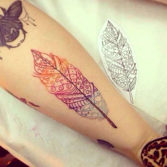Tattoo de pena
