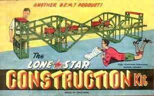 Lone Star Construction Kit, USA