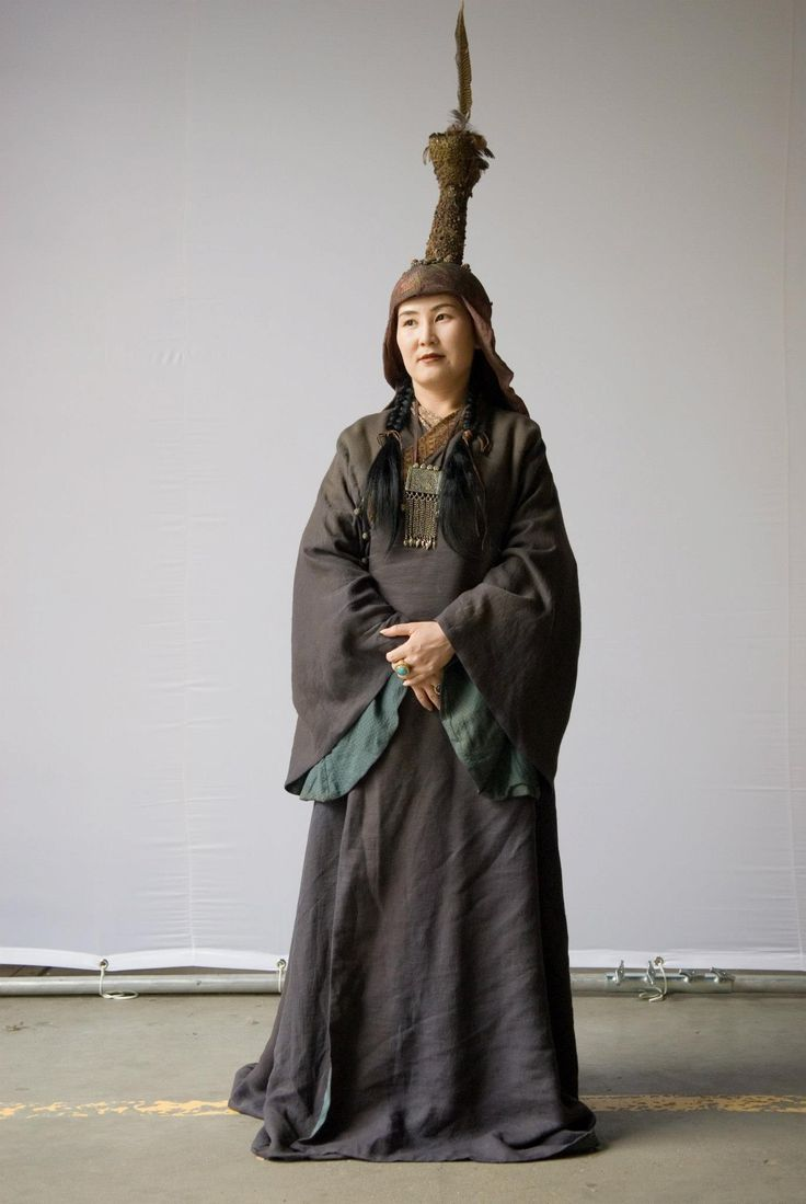 Golden Horde Tatar style