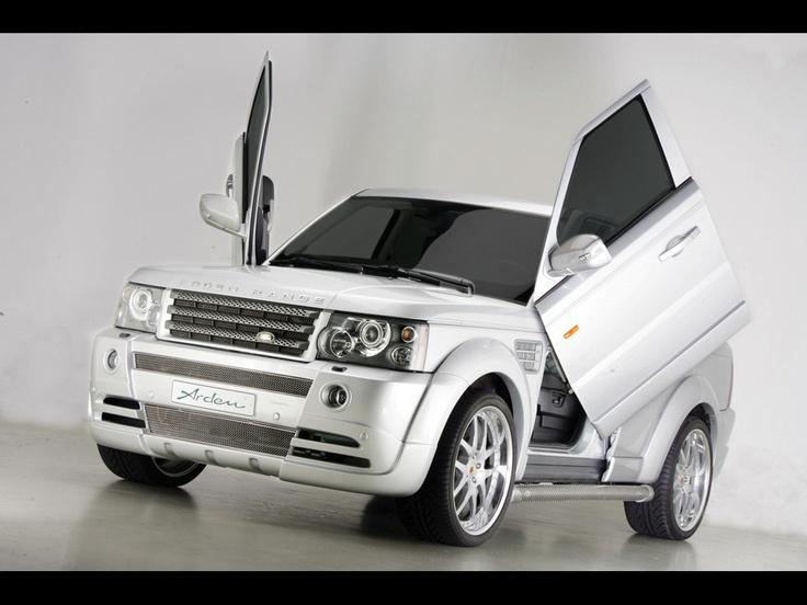2007 Arden Range Rover Sport with Wing Doors