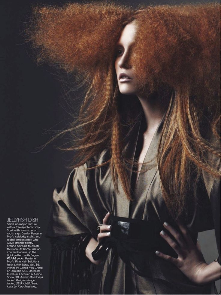 japanic organic: emily ruhl and emily fox by max abadian for flare march 2013