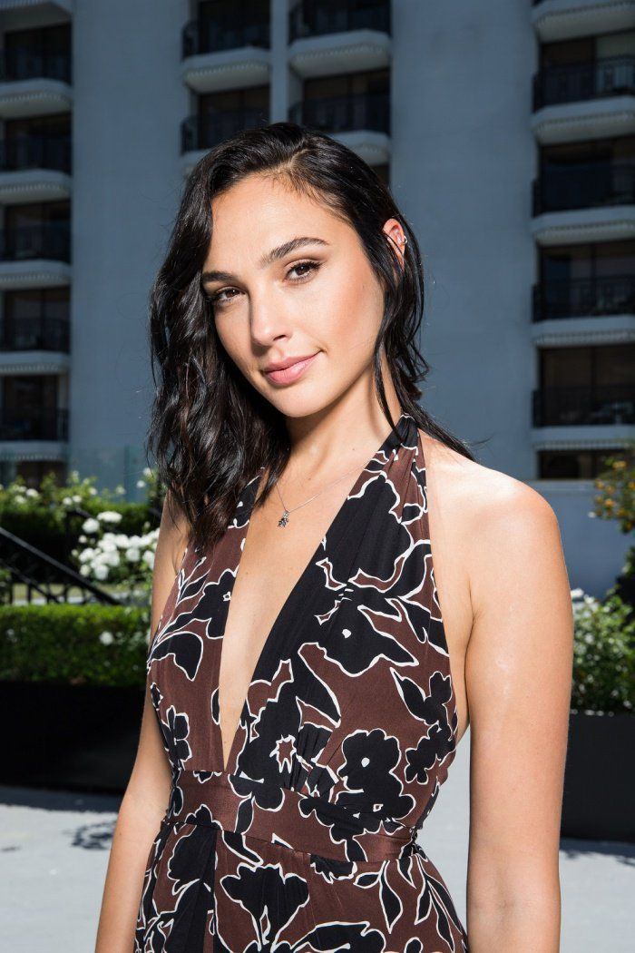 The beautiful Gal Gadot