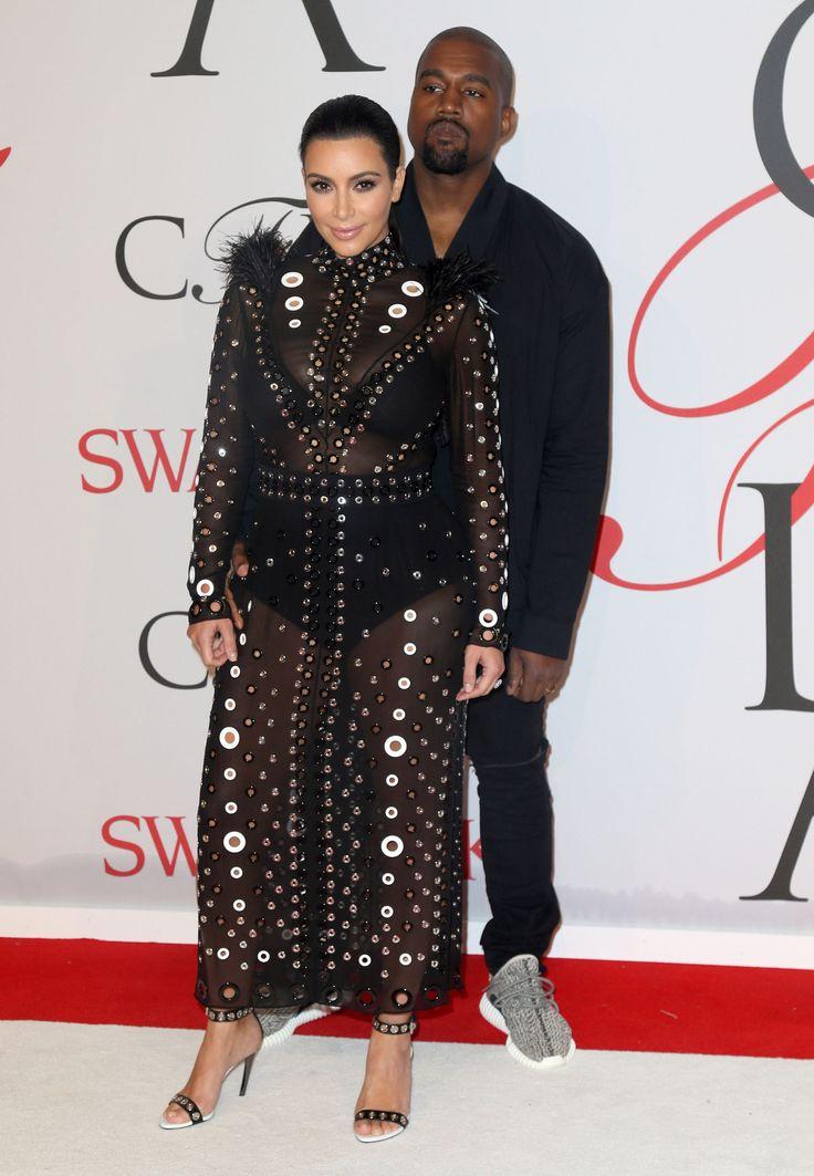 Kim Kardashian & Kanye West Strike A Pose - http://site.celebritybabyscoop.com/cbs/2015/06/02/kardashian-kanye-strike #Babybump, #CaitlynJenner, #Expecting, #Fashion, #KanyeWest, #KimKardashian, #NYC, #RedCarpet, #Style