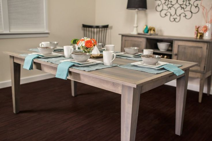 it s easier than you think to build your own dining table and this farmhouse style table proves. Black Bedroom Furniture Sets. Home Design Ideas