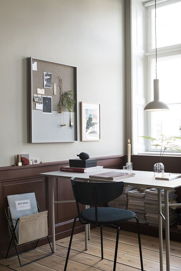 THE FERM LIVING HOME IN COPENHAGEN