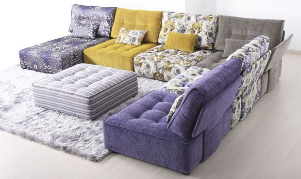 How to setting guide modular corner sofa in your home - http://sectionalsofassale.net/