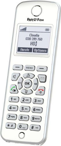 http://ift.tt/22fikFu AVM FRITZ!Fon M2 DECT-Komforttelefon für FRITZ!Box (Monochromes Display HD-Telefonie) &bimopi#