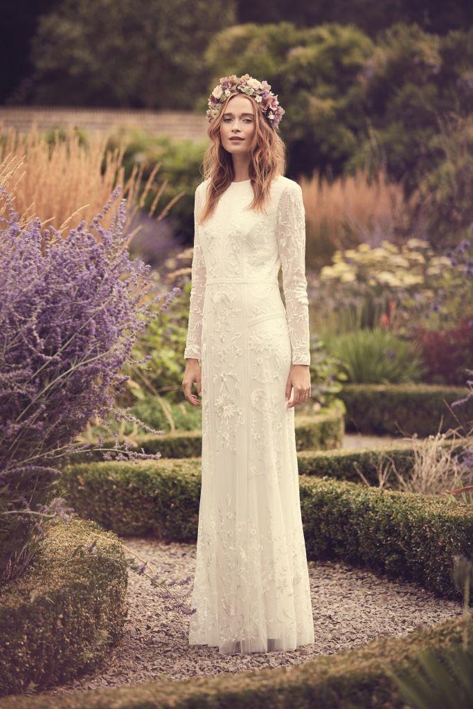 Bohemian bridal dresses from Nine by Savannah Miller