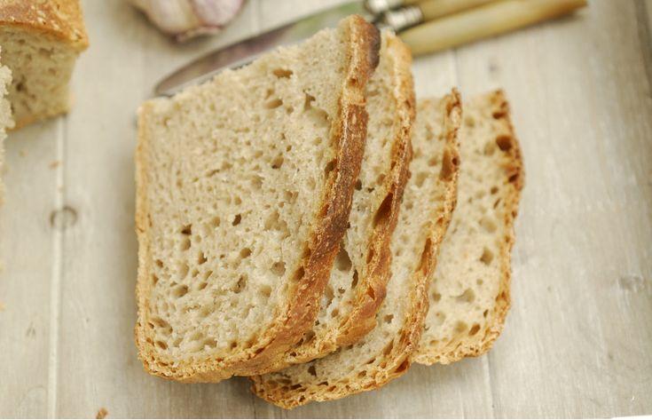 Zelfgebakken brood zonder te kneden - Culy.nl