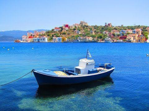 Kastellorizo, Greece - #stigmeskaitopoi στο Καστελλόριζο - YouTube