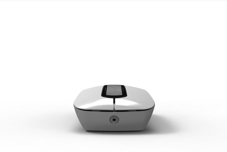 White #smartmouse front view https://www.laurasapiens.com/en/home/ego-smartmouse