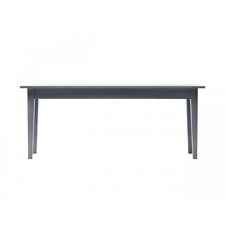 Console Table MUSK Grey - 200x45x80