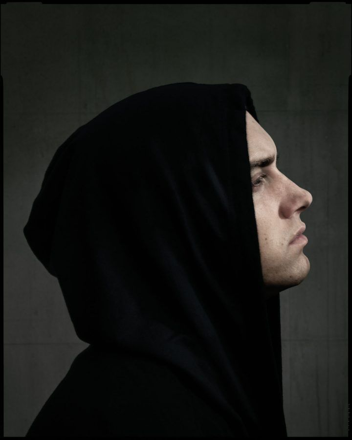 Dan Winters Photography Eminem