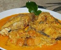Resep Gulai Ikan Tenggiri
