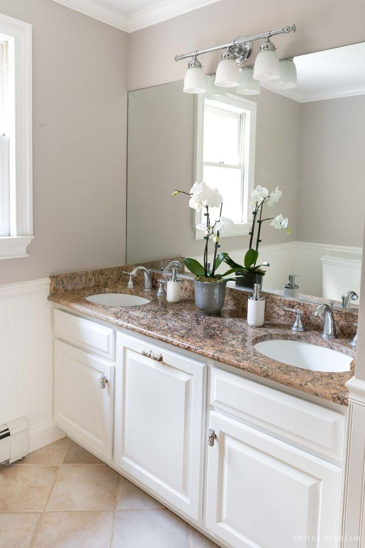 My Home S Paint Colors Room By Room Bathroom Paint Colors