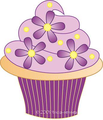 cute cupcake clip art