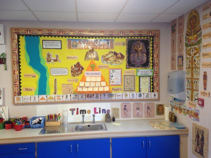 Egyptian Classroom Decor ~ Best egypt display images on pinterest classroom