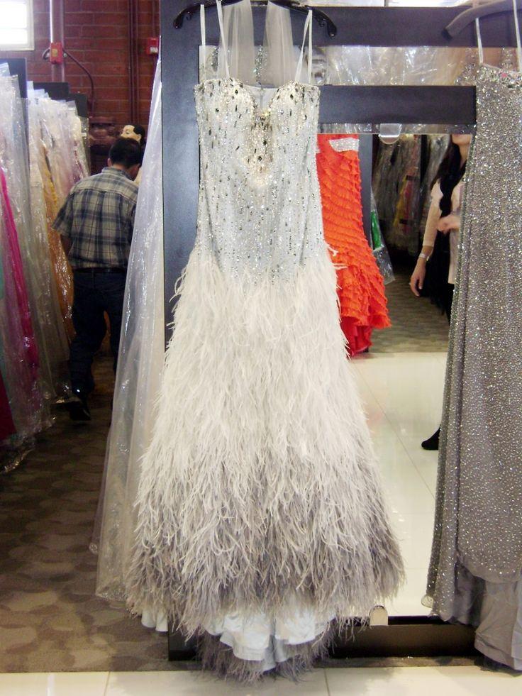 Wedding Dresses Los Angeles Fashion District