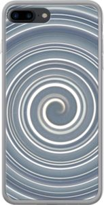 Gray spiral phonecase by Fotosbykarin @TheKase #phonecase #phonecover #spiral #fotosbykarin