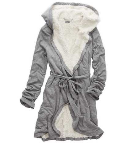 Aerie Sherpa Robe - Buy One, Get One 50% Off