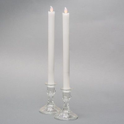 Candles and Candle Holders 20936: Richland Led Taper Candles Set Of 12, Home, Event And Wedding Decor, Holiday -> BUY IT NOW ONLY: $49.99 on eBay!