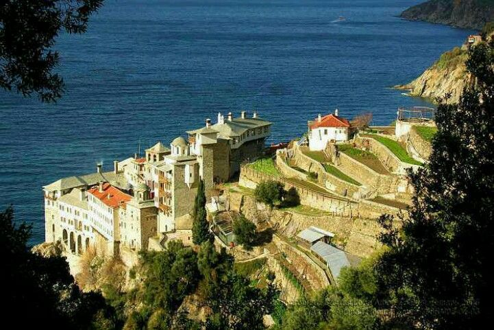 Mount Athos, Halkidiki