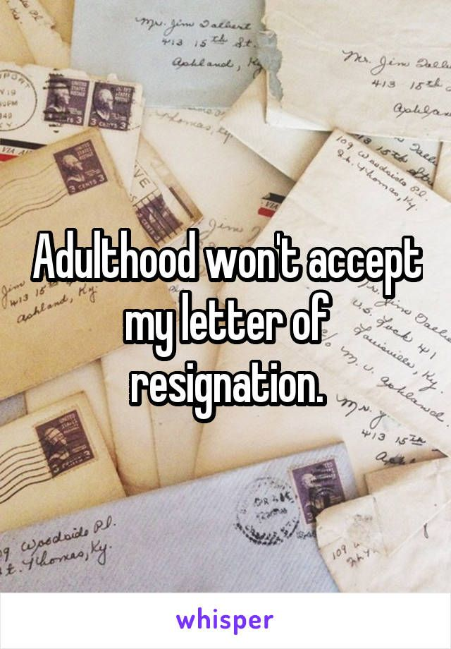 The 25+ best Funny resignation letter ideas on Pinterest - letter of resignation