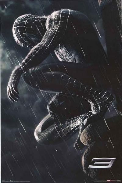 An awesome poster of Spider-man's evil alter-ego Venom from the Marvel Comics movie Spider-man 3! Published 2007. Fully licensed. Ships fast. 22x34 inches. Check out the rest of our amazing selection