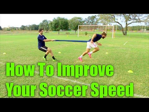 How Do I Increase My Speed In Soccer? - Renegade Soccer Training
