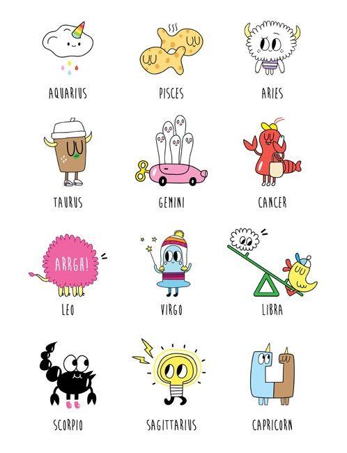 The cutest zodiac!