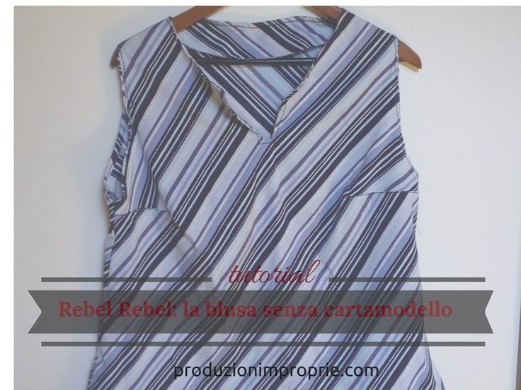 tutorial blusa
